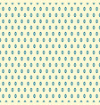 bright colored circles seamless geometric pattern vector image vector image