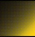 halftone dot pattern background - design vector image vector image