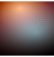 Abstract dark blurred background vector image vector image