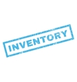 Inventory Rubber Stamp vector image vector image