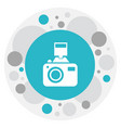 of travel symbol on vector image
