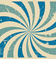 abstract vintage colorful background vector image vector image