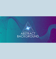 amplitude abstract background vector image