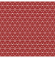 seamless triangle pattern geometric texture vector image