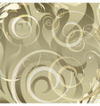 Sepia background vector image vector image