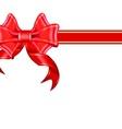 ribbon3 vector image