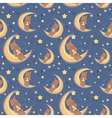 bear sweet dreams seamless big vector image