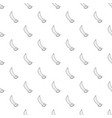 sword pattern seamless vector image vector image