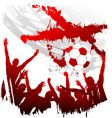 world cup England vector image vector image