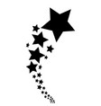 stars star design vector image