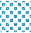 traffic to the right pattern seamless vector image vector image