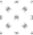 waffle cooker pattern seamless vector image
