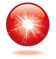 fireball vector image vector image