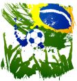 World cup brazil vector | Price: 1 Credit (USD $1)