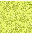 Floral seamless pattern with branches vector image vector image