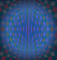 Spectrum geometric backgroun vector image vector image