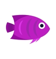 Abstract aquarium fish underwater nature vector image vector image