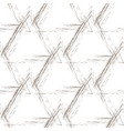 beige grunge pyramids on a white background vector image vector image