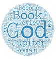 Book Review Alex Webster And The Gods By David vector image vector image