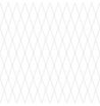 seamless rhombus shapes geometric pattern vector image