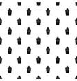 aloe vera plant pattern vector image