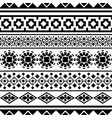 aztec ethnic seamless pattern