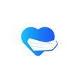 ship boat logo vector image