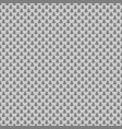 grey repeating stylized pine tree pattern vector image vector image