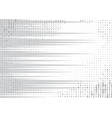 white and grey background vector image vector image