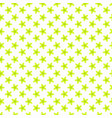 daffodils on the blue seamless pattern vector image vector image