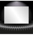 light banner vector image vector image