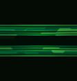 abstract green black cyber circuit geometric