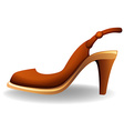 Sandal vector image vector image