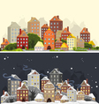 Town season vector | Price: 3 Credits (USD $3)