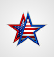 American star vector image vector image