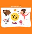 alphabet letter y