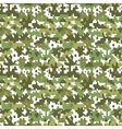 Military camouflage - seamless background vector image vector image