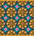 morocco arabesque pattern tile vector image