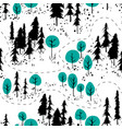 outdoor map pattern vector image