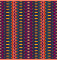 ethnic tribal stripes festive pattern for fabric vector image