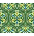 Seamless ornamental pattern vector image vector image