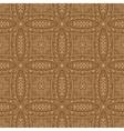 ethnic seamless pattern ornament print design vector image vector image