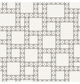 seamless pattern of the dominoes vector image vector image