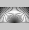 sun rays background gray radiate sun beam burst vector image