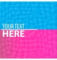 Mosaic Color skin templates vector image