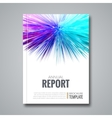 Business template for brochure flyer report or