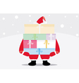 Merry Christmas3 vector image vector image