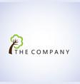 tree logo ideas design on background