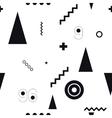 Seamless geometric pattern wiht