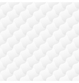 White texture - seamless vector image vector image